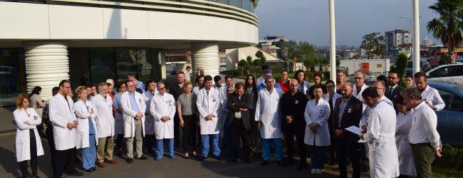 VM Medical Park Pendik Hastanesi Uzm. Dr. Fikret Hacıosman'ı Andı