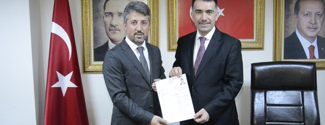 Süleyman Pergel Pendik Belediye Başkan A.Adayı Olduğunu Açıkladı