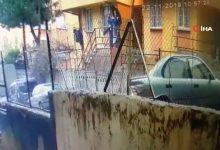 Sokak Arasındaki Trafik Kazası Hayret Dedirtti
