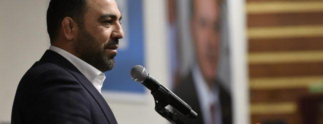 Bakan Yardımcısı Yerlikaya'dan Başkan Şahin'e Teşekkür