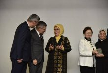 Pendik'teki Çocuk İzlem Merkezi'nin (ÇİM) Açılışına Emine Erdoğan Katıldı