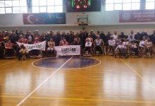 Pendik Belediyesi Anadolu Yakası Engelliler Spor Kulübü Basketbol Takımı'ndan Bir Galibiyet Daha