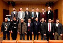 Türk Kızılay'ın Pendik Şube Başkanı Nurettin Beşinci