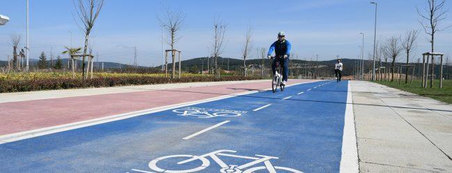 Bisiklet Yolları Projesi'ne Bakanlık'tan Dev Hibe