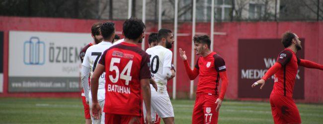 Pendikspor 1-2 Bak Spor   Maç Sonu Röportaj