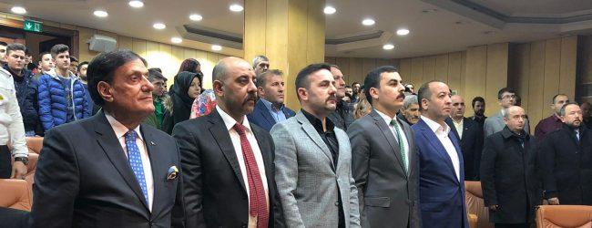 """Pendik Ülkü Ocakları """"Doğu Türkistan ve Gulca Katliamı"""" İsimli Konferans Düzenledi"""