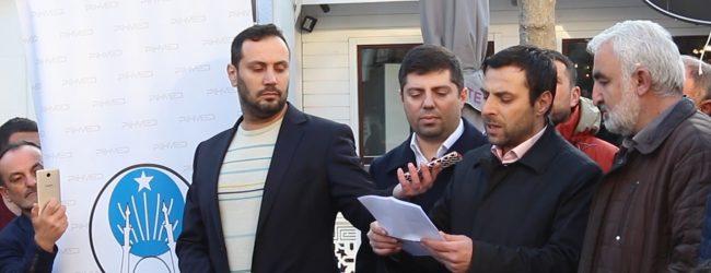 28 Şubat Darbesi Pihmed Öncülüğünde Pendik'te Protesto Edildi
