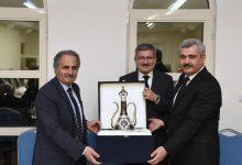 Pendik'te Eğitim Camiası Dr. Kenan Şahin'e Teşekkür Etti