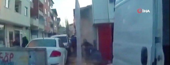 Esnafa 3 Milyon Lira Zarar Veren Hırsızlık Çetesi Önce Kameraya Sonra Polise Yakalandı