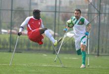 Pendikspor Ampute Bursa'ya Fark Attı: 4-1