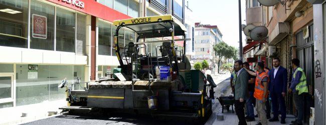 Ahmet Cin Pendik'in Tüm Sokaklarını Denetliyor