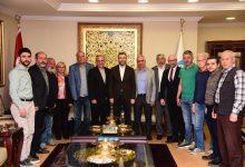 Pendik Belediye Başkanı Ahmet Cin'e Yerel Basından Anlamlı Ziyaret