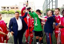 Pendikspor Ampute Futbol Takımı Ligi 3. Bitirdi – İlk Tebrik Validen
