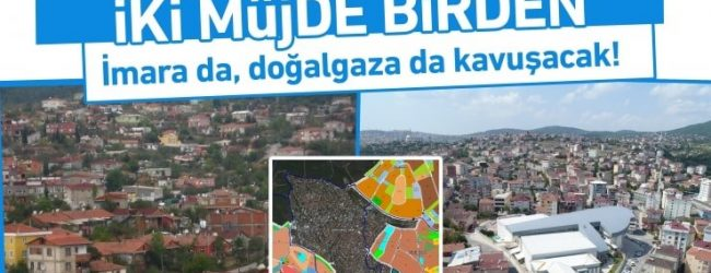 Ertuğrulgazi Ve Sülüntepe'ye İki Müjde Birden