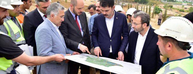 Çevre Ve Şehircilik Bakanı Murat Kurum'dan Pendikliler'e 4 Müjde