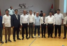 Pendikli İş Adamı Murat Çevik Van Spor Yönetim Kurulu'na Seçildi
