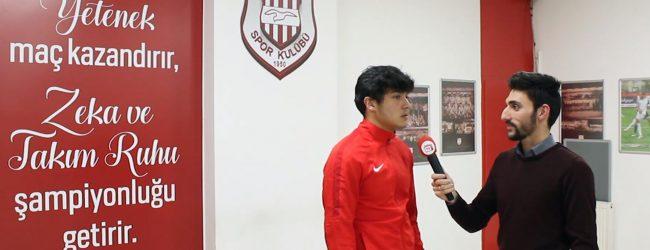 Batuhan Kırdaroğlu Süper Lig Ekibi Göztepe'de