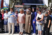 Pendik Kent Konseyi Kadına Şiddete Dikkat Çekti