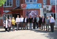 Pendik Kent Konseyi Üyeleri Gazileri Ziyaret Etti