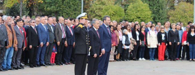 29 Ekim Cumhuriyet Bayramı Etkinlikleri Pendik'te Başladı