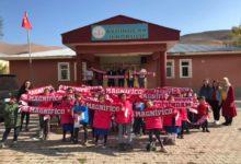 Pendikspor Taraftar Grubu MAGNİFİCO'dan Van'a Yardım Eli