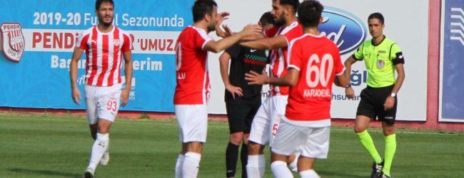 Pendikspor Amed'i Güldürmedi   3-1