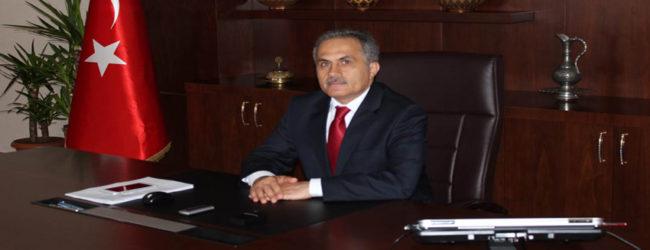 Kaymakam İlhan Ünsal' ın 29 Ekim Cumhuriyet Bayramı Mesajı