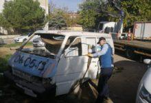 Hurda Araçlar Pendik Belediyesi'ne İhbar Ediliyor