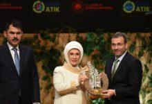 Emine Erdoğan'ın Himaye Ettiği Proje'nin Ödülü de Pendik'e Verildi