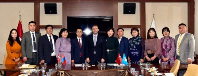 Çinliler'den Sonra Moğollar da Pendik Belediyesi'nin Misafiri Oldu