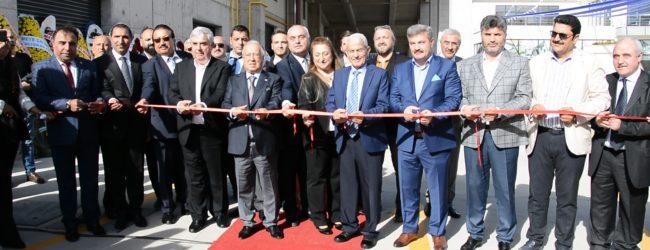 Aktürk Sanayi Dünyası Açıldı