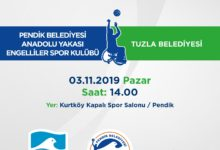 Basketbolda Dev Derbi Kurtköy'de Oynanacak