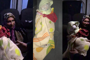 Bebek Bez Bebek Çıktı – Zabıta Şok