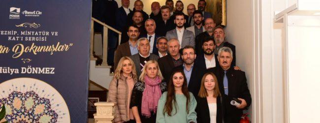 """Ahmet Cin: """"Pendik Bizim Göz Bebeğimiz"""""""