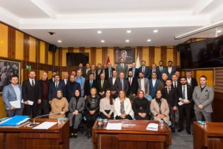 Pendik Belediye Binası'ndaki Son Meclis Toplantısı Yapıldı