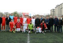 Milli Futbolcular Engelliler Günü'nde Pendik'teydi