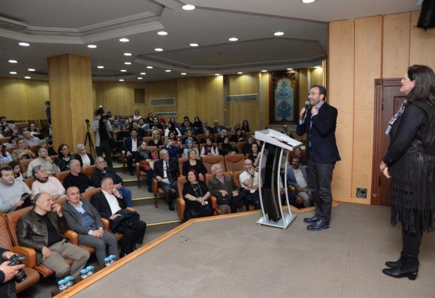 Metin Yazıcı'nın Şiir Tiyatrosu Çok Beğenildi