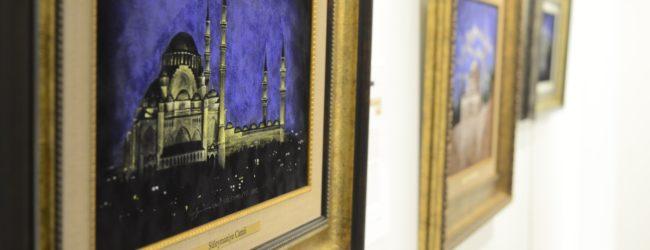 """2. Sergisinde """"Sinan'ın İstanbul'u""""nu Anlatıyor"""