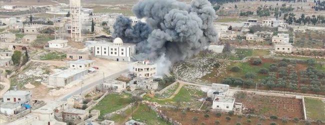 """""""İdlib'e Destek İnsanlığa Destek"""" Kampanyası Pendik'te Başladı"""