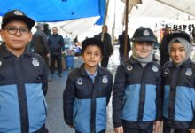 Pendik Belediyesi'nin Artık Çocuk Zabıta Ekibi de Var