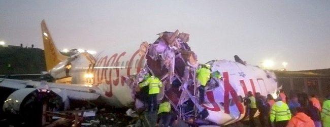 Uçak Kazasından Yen Bilgi Var – Bakan Açıklama Yaptı