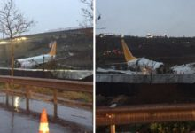 Uçak Kazasındaki Yaralılar Hastaneye Sevk Ediliyor