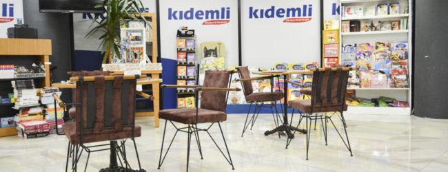Müjde! Kıdemli'de Kitap ve Kırtasiye Fuarı Başladı