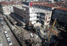 Video Haber   Pendik Belediye Binası Yıkılıyor