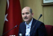 #SonDakika İçişleri Bakanı Süleyman Soylu İstifa Etti!