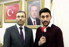 Pendik Belediye Başkanı Ahmet Cin Pendikli TV Canlı Yayınına Katıldı