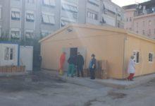 Pendik Devlet Hastanesi'nin Ön Tanı Binası Tamamlandı