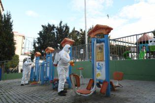 Ahmet Cin: Koronavirüs ile Sahada Mücadele Eden Personelimize 1000 TL Veriyoruz