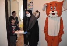 23 Nisan'da Çocuklara Maskotlu Sürpriz
