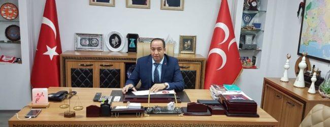 MHP Pendik İlçe Başkanı Yüksel Cebe İstifa Etti – Yerine Gelecek İsim…